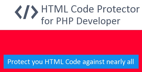 Hide my HTML - CodeCanyon Item for Sale