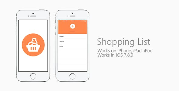 Make A Shop App With Mobile App Templates from CodeCanyon