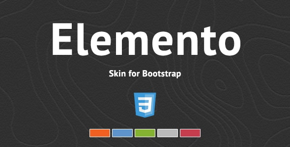11 Best Bootstrap Skins  for September 2020