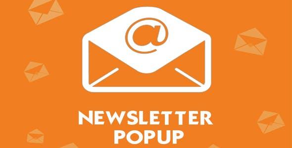 Magento 2 Newsletter Popup