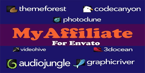 MyAffiliate - Earn with Envato Affiliate Program - CodeCanyon Item for Sale