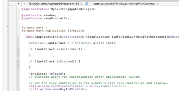 Anti Crack/Jailbreak Detection - iOS Xcode Library - CodeCanyon Item for Sale