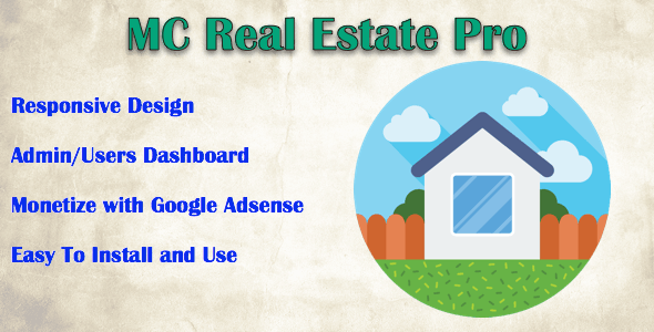 MC Real Estate Pro - CodeCanyon Item for Sale