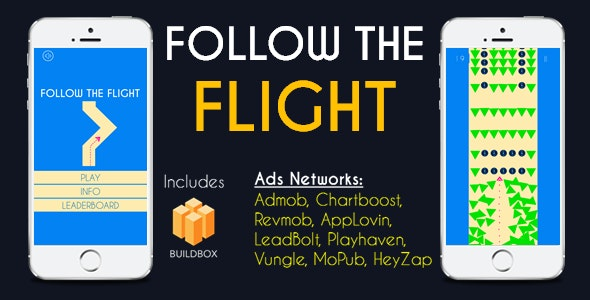 Follow The Flight - CodeCanyon Item for Sale