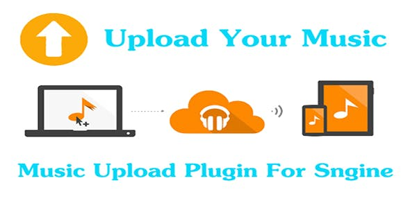 Music Upload Plugin For Sngine