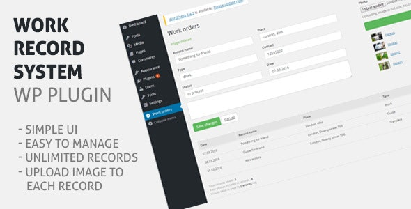 Project Management Wordpress Plugin - CodeCanyon Item for Sale