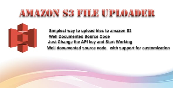 Amazon S3 File Upload via asp.net web forms