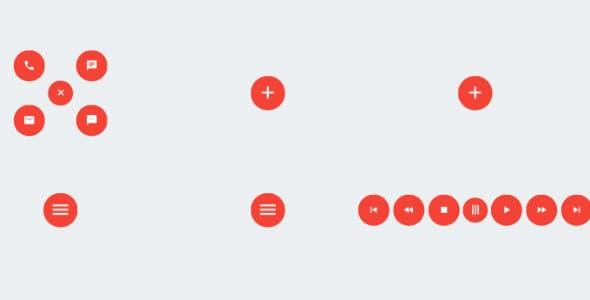 KMenu Buttons
