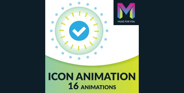 Icon Animation Widget by Muse For You