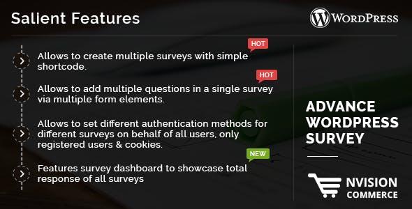 Advance Wordpress Survey