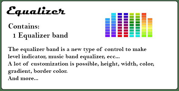 .Net Equalizer Control