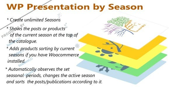 WP Presentation By Season