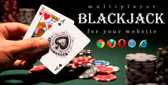 Multiplayer BlackJack - Online Casino Game by FinancialTechnology |  CodeCanyon
