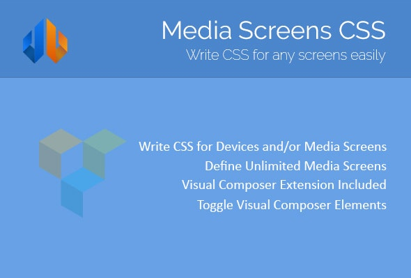 Media Screens CSS - CodeCanyon Item for Sale