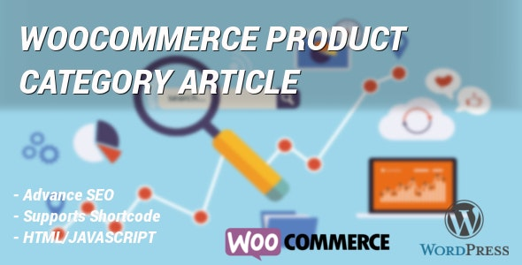 WooCommerce Category Article Pro - CodeCanyon Item for Sale