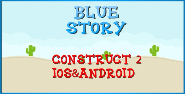 Blue Story + AdMob - CodeCanyon Item for Sale