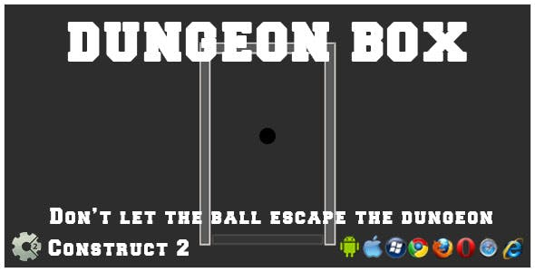 Dungeon Box HTML5 Game