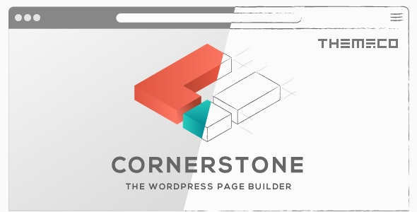 Cornerstone | The WordPress Page Builder - CodeCanyon Item for Sale