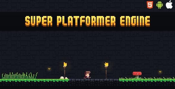 Super Platformer Engine - CodeCanyon Item for Sale