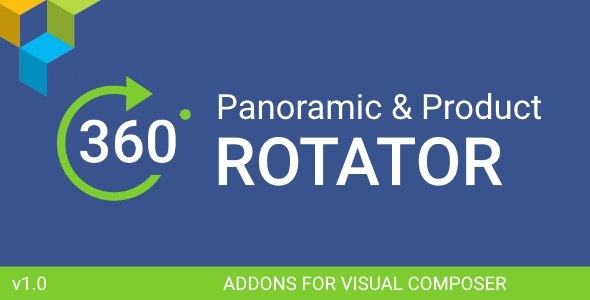 360 Product & Panorama Rotation - WPBakery Page Builder Addon - CodeCanyon Item for Sale