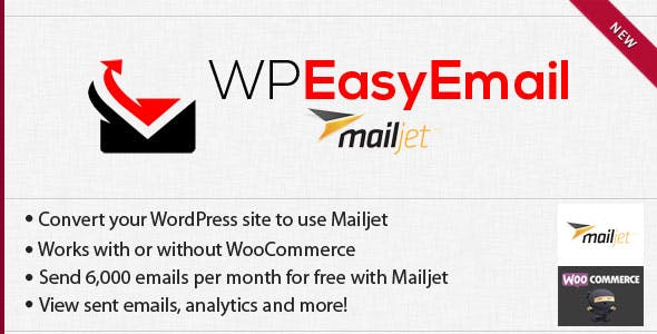 WPEasyEmail - Mailjet