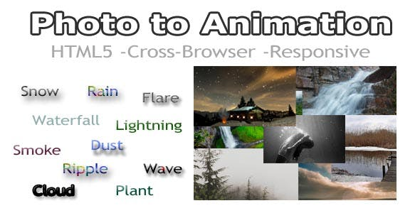 Photo to Animation WordPress Plugin