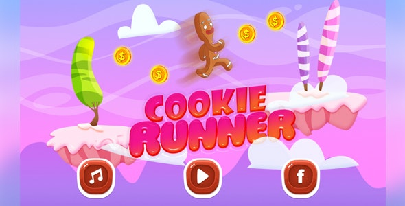 Cookie Runner Admob+Endless - CodeCanyon Item for Sale