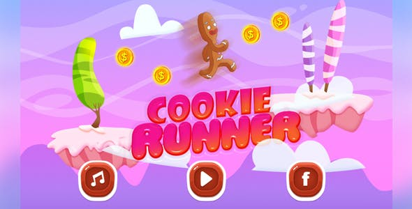 Cookie Runner Admob+Endless