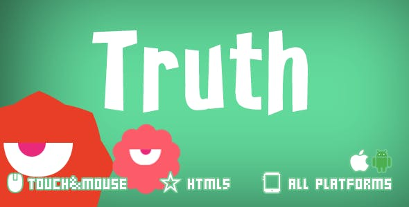 Truth-html5 construct2 game