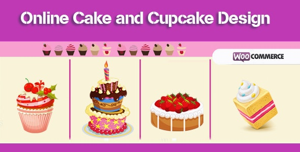 Online Cake and Cupcake Design for Woocommerce - CodeCanyon Item for Sale