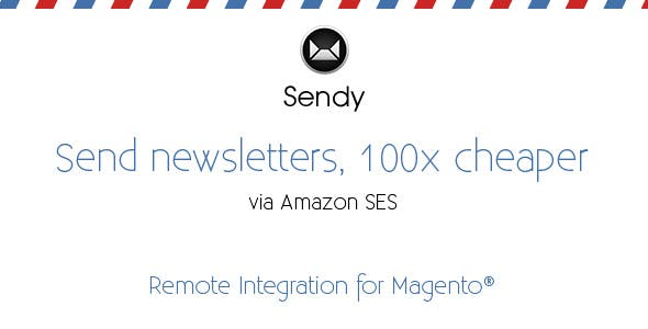 Sendy Remote Integration for Magento®