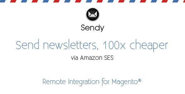 Sendy Remote Integration for Magento® - CodeCanyon Item for Sale