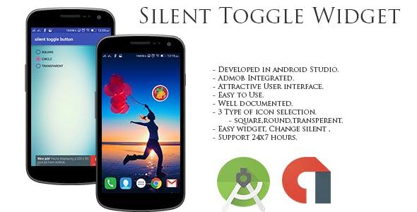 Silent Toggle Widget