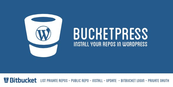 BucketPress - Plugins & Themes Installer from BitBucket