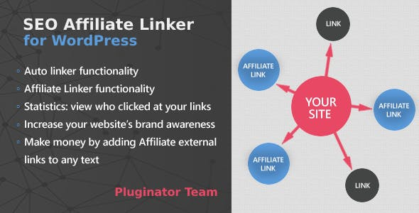 SEO Auto Affiliate Linker WordPress Plugin
