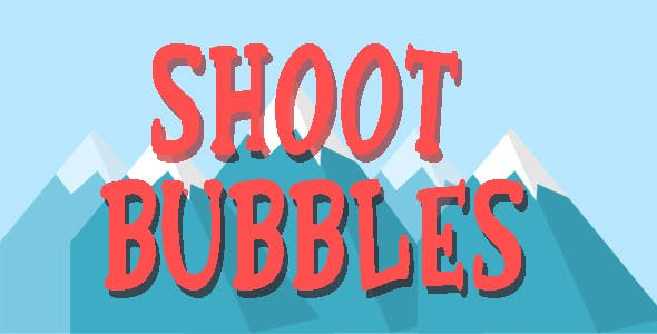 Shoot Bubbles - HTML5 Construct 2 Game