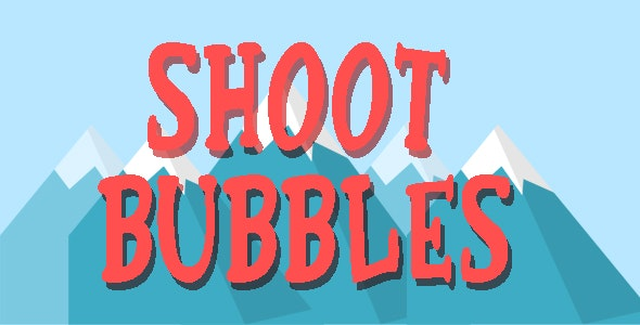 Shoot Bubbles - HTML5 Construct 2 Game - CodeCanyon Item for Sale