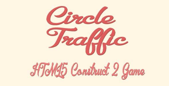 Circle traffic - HTML5 Game
