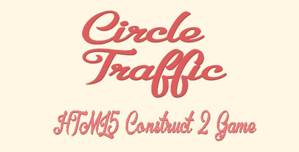 Circle traffic - HTML5 Game - CodeCanyon Item for Sale
