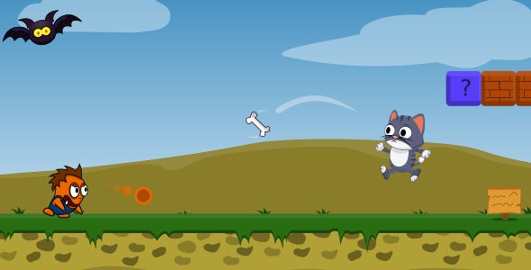 Super Cat - CodeCanyon Item for Sale