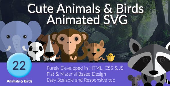 SVG Animations from CodeCanyon (Page 2)
