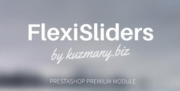 Flexi Slider with website position picker