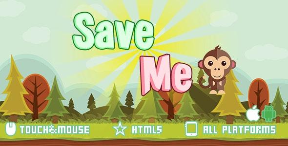 Save Me-html5 mobile game - CodeCanyon Item for Sale