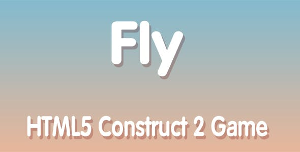 Fly - HTML5 Mobile Game