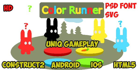 Color Endless Runner
