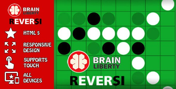 Brain liberty Reversi