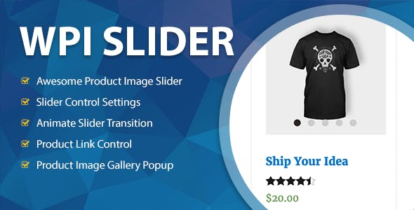 WooCommerce Product Image Slider