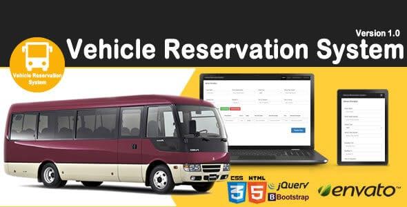 Vehicle Reservation System