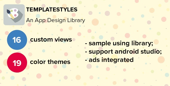 Android UI Material Design Template - CodeCanyon Item for Sale