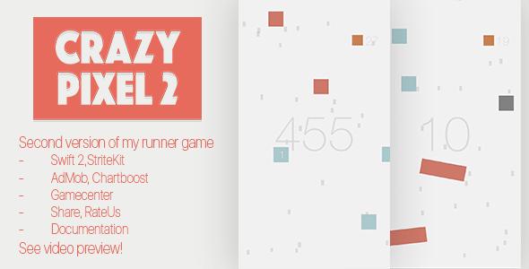 Crazy Pixel 2